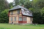 Lázně Velké Losiny - dům Terezka