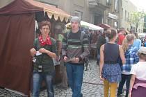 Bioslavnosti ve Starém Městě přilákaly mnoho návštěvníků.