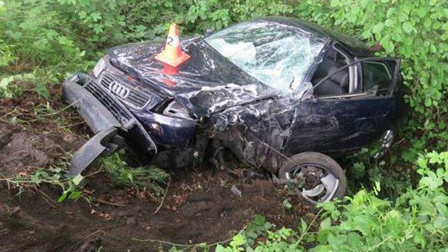 Nehoda v Žulové