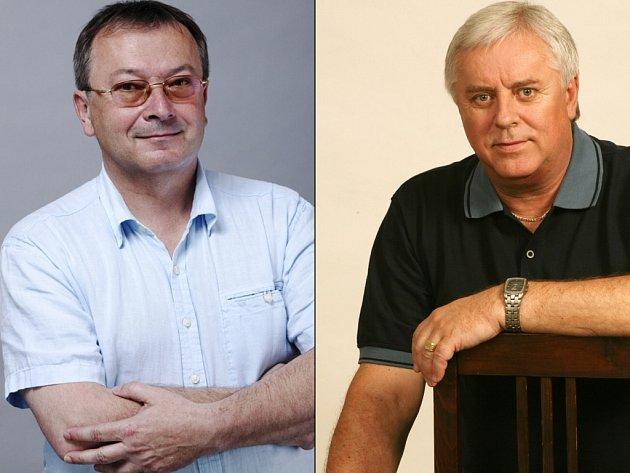 Vítězslav Vavroušek (ODS) - Karel Korytář (ČSSD)