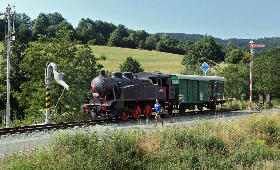 Železniční skanzen