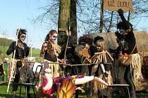 Tradiční slet čarodějnic v Brníčku