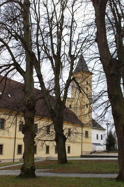 Na procházce Zábřehem