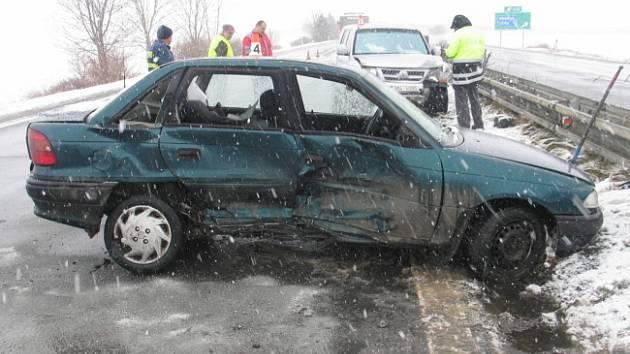 Hned několik dopravních nehod šetřili policisté o tomto víkendu na Šumpersku.