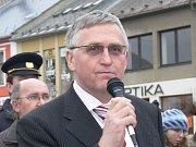 Mohelnický starosta Ladislav Kavřík.