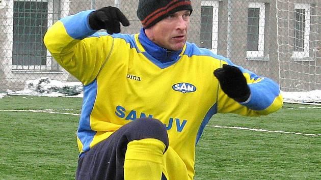 Jedním z těch, co v zimě změnili dres, je exzábřežský a nyní šumperský Roman Skopal.