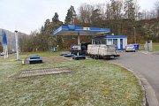 Dokumentace k případu krádeže nafty v Rudě na Moravou