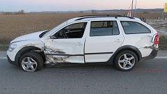 Nehoda 28. března v Mohelnici
