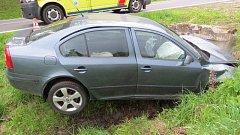 Nehoda v Sobotíně