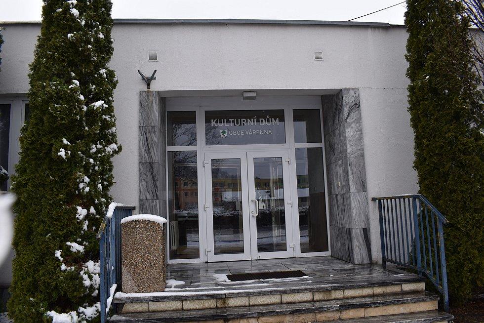 Vápenná - kulturní dům
