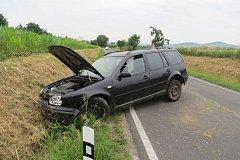 Nehoda u Vikýřovic
