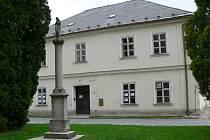 Historický dům na Kostelním náměstí 2 v Mohelnici