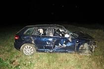 Nehoda u Jestřebí