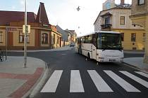 Dopravní nehoda v Šumperku