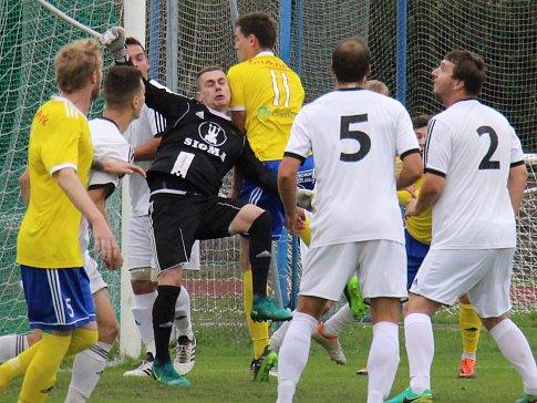 Šumperk porazil Sokol Ústí a zvítězil podruhé v řadě.