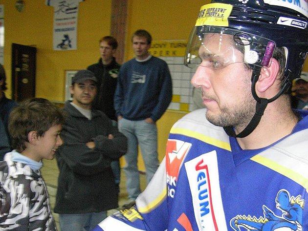 Aleš Holík odchází ze Šumperku do polského Sosnowce.
