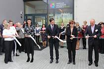 Nový pavilon Centra sociálních služeb v Jeseníku.