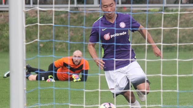 Čínské posily se už předvedly v zápase Mohelnice v Prostějově