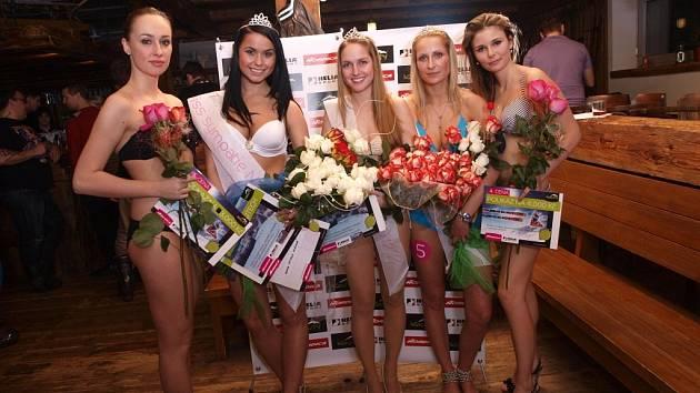 Snímky z Miss Nordica Kouty 2012