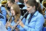 Dechový orchestr Zábřeh. Ilustrační foto