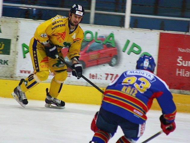 Draci (ve žlutém) podlehli doma Českým Budějovicím.