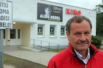 První veřejná produkce nového českého filmu Alois Nebel v Jeseníku - Miroslav Krobot