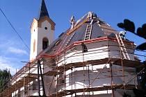 Kostel v Pobučí