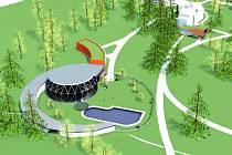 Tak bude vypadat budoucí termální park ve Velkých Losinách.