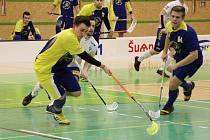 Asper Šumperk versus Vítkovice.