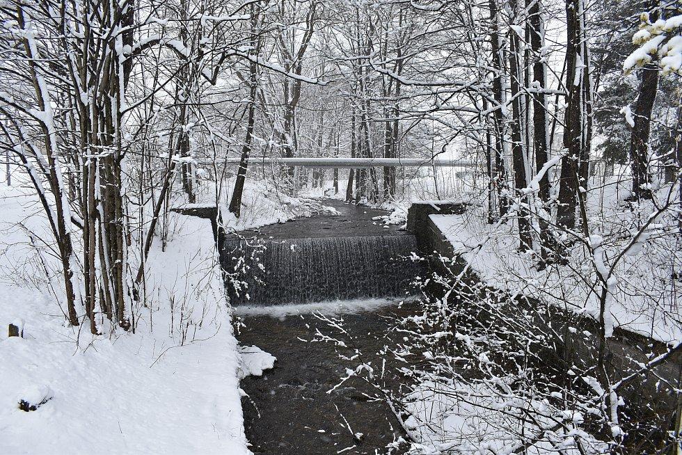 Bělá pod Pradědem - Keprnický potok
