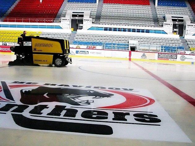 Zimní stadion v Havířově