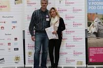 Prvenství v krajském kole soutěže Rozjezdy roku vybojoval Lukáš Drlík, který provozuje Levandulovou biofarmu v Bezděkově u Úsova a Levandulovou kavárnu na Masarykově náměstí v Zábřehu.