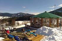 Skipark Filipovice.