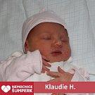 Klaudie Hradilová 18. 3. 2018 Šumperk