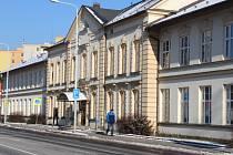 Budova na Lidické ulici v Šumperku, kde až do konce minulého roku sídlil Úřad práce.