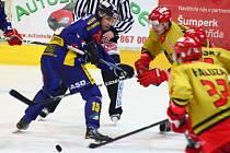 Draci versus Hradec Králové.