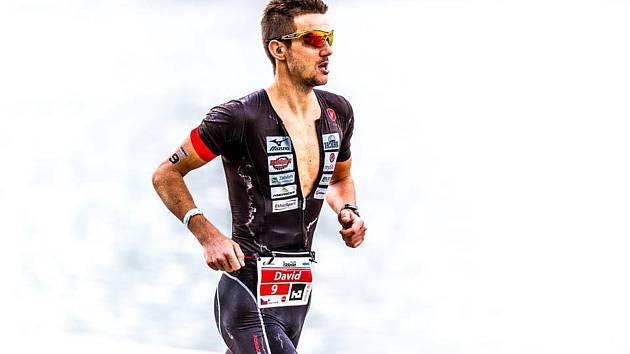 triatlonista David Jílek