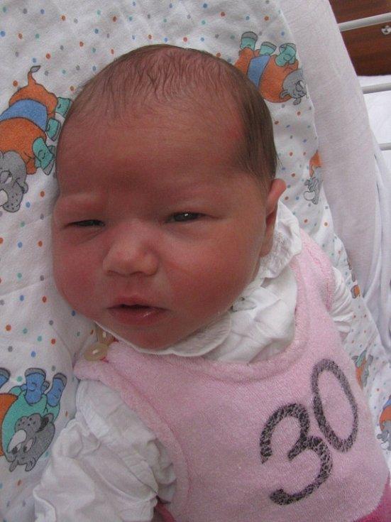 Adéla Menšíková, 8. 12. 2008, Mohelnice