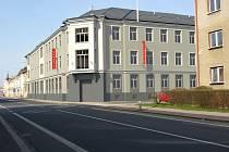 Vizualizace zrekonstruované budovy v Jesenické ulici