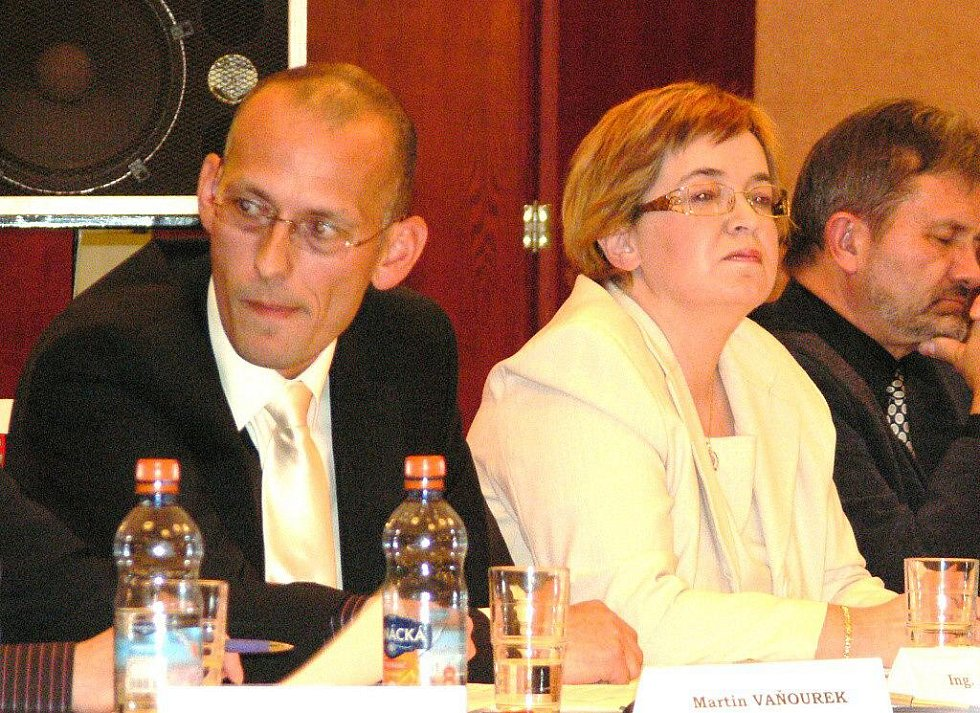 Nové mohelnické zastupitelstvo volilo ve středu starostu: Aleše Miketu