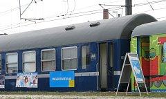 Preventivní vlak.