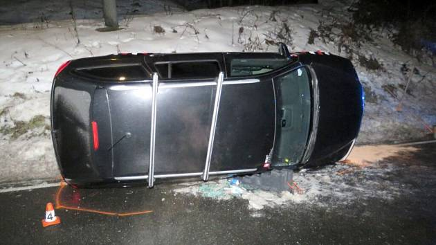 Nehoda v Branné