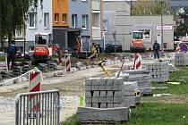 Rekonstrukce sídliště v Mohelnici