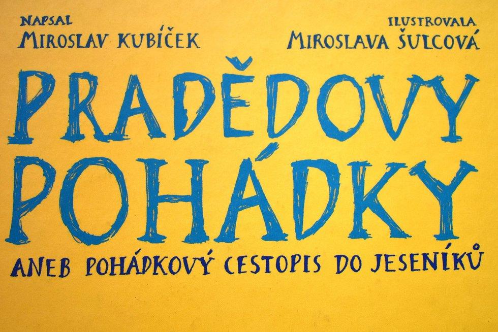 Kniha Pradědovy pohádky autora Miroslava Kubíčka.