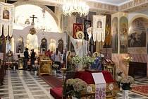 Pravoslavný kostel sv. Gorazda v Olomouci