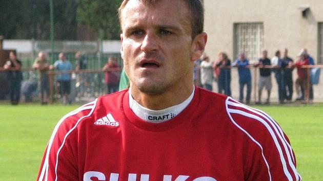 Petr Sedlák archivním snímku.