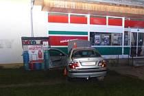 Dopravní nehoda v noci na úterý 21. května v Javorníku