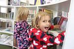 Centrum společných aktivit v Jeseníku s nádhernou knihovnou