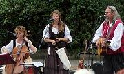 Přerovská folková skupina Rabussa.