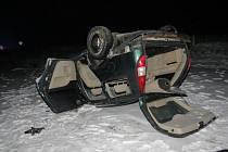 Nehoda u Brníčka